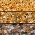 Gold Pebbles