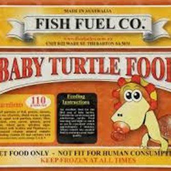 Baby Turtle Food