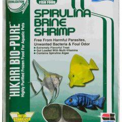 Hikari Spirulina Brine Shrimp